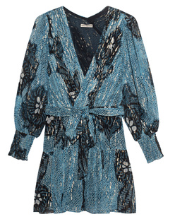 ULLA JOHNSON Noemi Dress Blue
