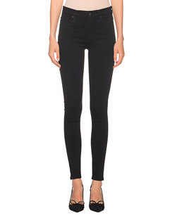 AG Jeans Farrah Denim Black