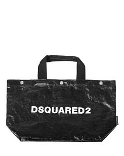 DSQUARED2 Tessuto Tecnico Black