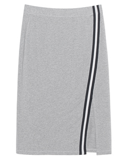 SPLENDID Sweat Stripe Grey
