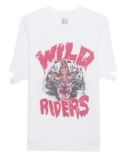 ZOE KARSSEN Wild Riders Optical White