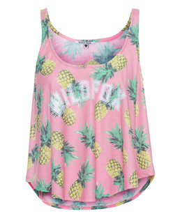 WILDFOX Pineapple Palace Fiji Pink