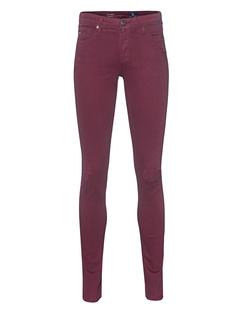 AG Jeans The Legging Super Skinny Bordeaux