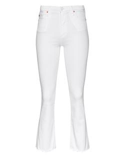 AG Jeans Jodi Crop White