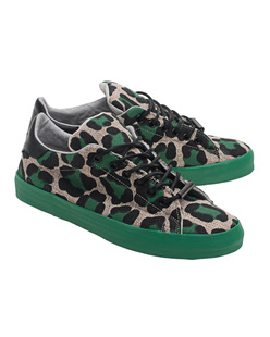 Black Dioniso Ghepard Green