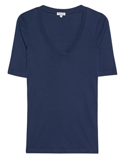 SPLENDID One and One 3/4 Sleeve Navy