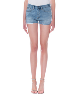 SINCERELY JULES Sunny Cutoffs Light Blue