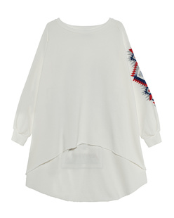 CAMOUFLAGE COUTURE STORK Sparkling White
