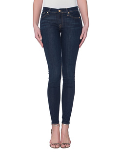 7 FOR ALL MANKIND The Skinny Bair Rinsed Indigo