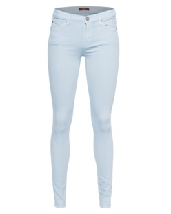 7 FOR ALL MANKIND The Skinny Coloured Slim Illusion Pastel Blue