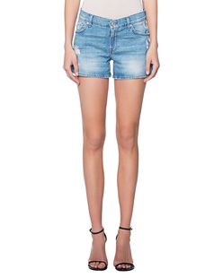 7 FOR ALL MANKIND Midrise Slim Light Blue