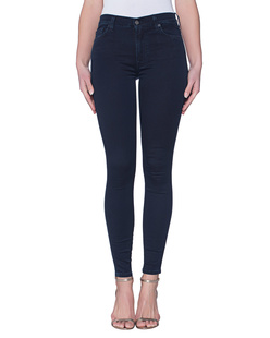 7 FOR ALL MANKIND The Skinny Slim Illusion Luxe Deep Indigo