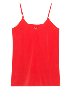 JADICTED Toni V Neck Red
