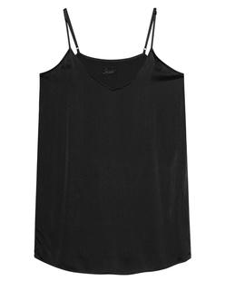 JADICTED Silk Satin Black