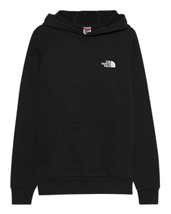 The North Face Hoodie Redbox Black