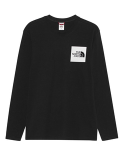 The North Face Fine Lomgsleeve Black