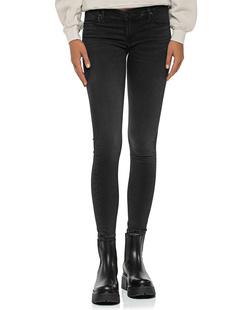 AG Jeans Legging Ankle Super Skinny Black