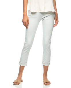 AG Jeans Ex Boyfriend Slim Oyster Light Grey