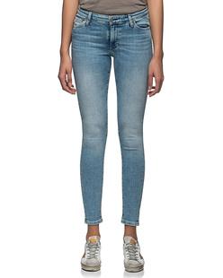 AG Jeans Legging Ankle Light Blue