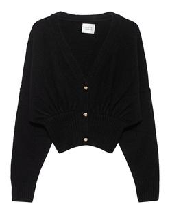 GALVAN LONDON Luna Pearl Cashmere Black