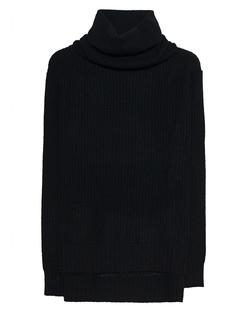 JADICTED Ripped Oversize Black