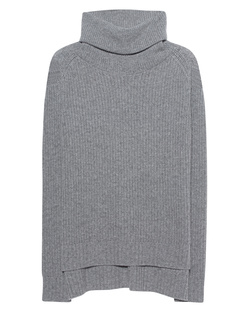 JADICTED Ripped Oversize Grey