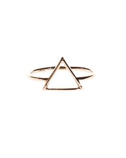 ART YOUTH SOCIETY Triangle Gold