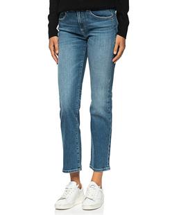 AG Jeans Boyfriend Wide Blue