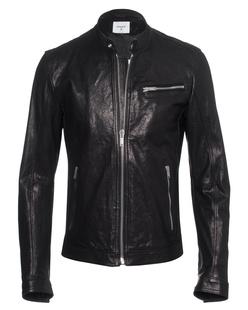 Dondup Los Angeles Leather Black