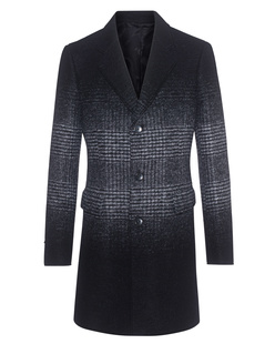 Dondup Cappotto Dacian Black Anthra