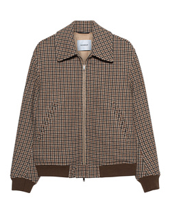 Dondup Cambridge Checked Beige