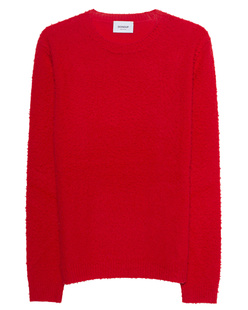 Dondup Fine Knit Red