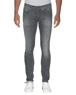 Dondup George Skinny Fit Grey