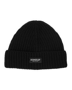 Dondup Logo Knit Black