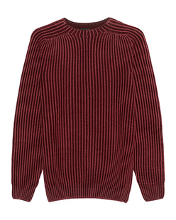 Dondup Chunky Wool Red