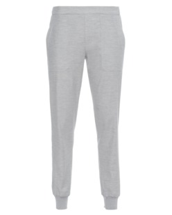 VINCE Patch Pocket Jogger Heather Grey