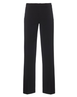 VINCE Clean Wide Leg Black