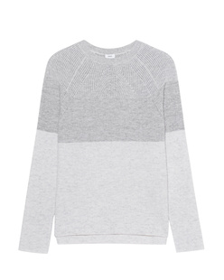 VINCE Multi Stripe Grey