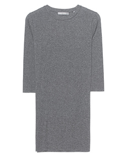 VINCE Fine Jersey Medium Grey