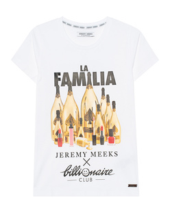 JEREMY MEEKS Vanessa La Familia Billionaire Club White