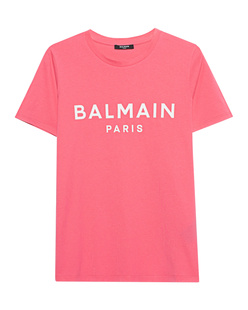 BALMAIN Logo Wording Rose