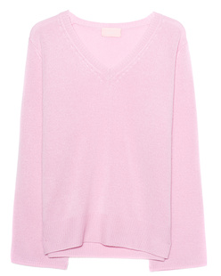 JADICTED V Neck Cashmere Rose