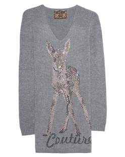 CAMOUFLAGE COUTURE STORK Bambi Sparkling Grey