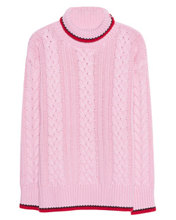 Rosa & Me Cable Knit Rose