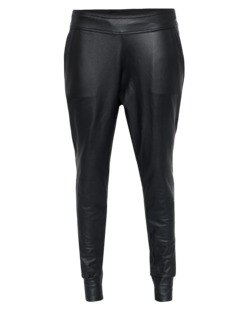 TRUE RELIGION Coating Pant Jet Black