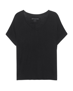 TRUE RELIGION V-Neck Jet Black
