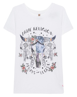 TRUE RELIGION True Always Legend White