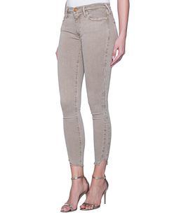 TRUE RELIGION Halle Super Skinny Beige