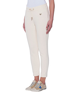 TRUE RELIGION Legging Metal Horseshoe Sand