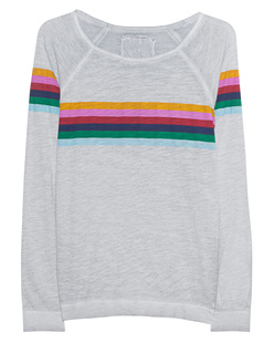 TRUE RELIGION Rainbow Relaxed Highrise